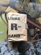 Bandage Pour Les Mains Us Ww2 Militaria - 1939-45