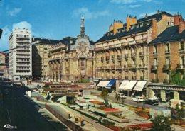 B70591 Cpm Dijon - La Place Grangier - Dijon