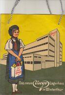 Pub /  Winterthur , Sac Publicitaire USEGO ( Années 30)   ///  Ref.  Aout 20 - ZH Zurich