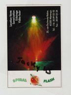 MONTARGIS Carte De Visite D'une Ancienne Société De Matériel De Sonorisations ( 1991) - Visiting Cards