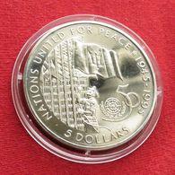Barbados 5 $ 1995 UNO - Barbados