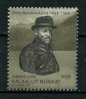 GROENLAND 2009   N° 522 ** Neuf  MNH Superbe Expéditions Otto Nordenskjölds - Greenland
