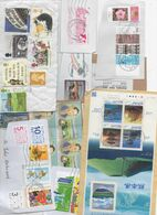 Tim 387 Lot Au Moins 100 Timbres At Least 100 Stamps Fragments, La Vue En Partie. What You See Is Part Of What You Get - Briefmarken