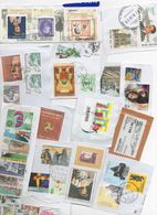 Tim 388 Lot Au Moins 100 Timbres At Least 100 Stamps Fragments, La Vue En Partie. What You See Is Part Of What You Get - Briefmarken