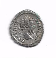 DENIER DE SEPTIME SEVERE ANNEE 204 - 4. The Severans (193 AD To 235 AD)
