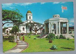 CR.- COSTA RICA, C.A. PARQUE JOHN F. KENNEDY. SAN PEDRO DE MONTES DE OCA. JOHN F. KENNEDY PARK. - Costa Rica
