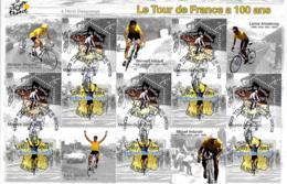 France 2003 BF - Yvert Et Tellier Nr. BF 59 - Michel Nr. Klbg. 3724/3725 Oblitéré 1er Jour - Blocs & Feuillets