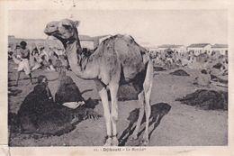 DJIBOUTI - Le Marché - Dschibuti