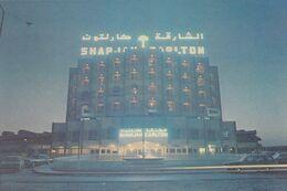 SHARJAH  CARLTON HOTEL - Night View - Emiratos Arábes Unidos