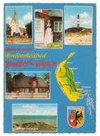 Nordseeheilbad Norddorf Auf Amrum - 1+5 Ansichten - 1971 - Nordfriesland