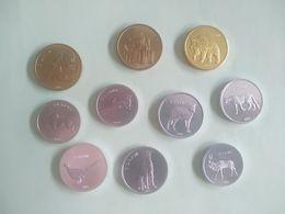 Nagorno Karabakh - Lot De Monnaies - Nagorno-Karabakh