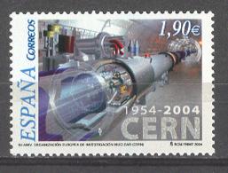 Spain 2004 - Aniv CERN Ed 4121  (**) - 1931-Heute: 2. Rep. - ... Juan Carlos I