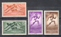 Sahara 1954 - Pro Infancia Ed 112-15 - Sahara Espagnol