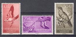 Sahara 1958 - Dia Del Sello - Alondra 153-55 - Sahara Espagnol