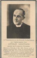 DP. E.H. ARTHUR VANSTAEN ° OOSTENDE1896 - + KRUISKERKE 1948- PASTOOR VAN KRUISKERKE (RUISELEDE) - Religion & Esotérisme