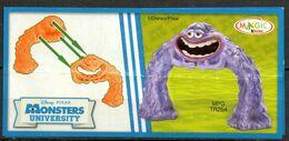 BPZ189 France Ref : TR254 Série Monsters University - Instructions