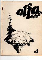 Forbin  Escorteur D'escadre Groupe Alfa Tour Du Monde 1968 Revue  N°1 Rare - Boats