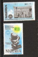 2000 NIGERIA - Meteo - Nigeria (1961-...)
