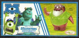 BPZ190 France Ref : TR255 Série Monsters University - Instructions