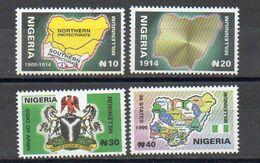 2000 NIGERIA - Millenium - Nigeria (1961-...)
