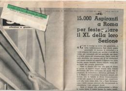 """""""SQUILLI"""" SETTIMANALEDELLA GIOVENTU' FEMMINILE DI AZIONE CATTOLICA 9/10/1960 - Maison, Jardin, Cuisine"""