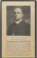 DP. E.H. CAMIEL ROFFIAEN ° POPERINGE 1869- + MOORSLEDE 1941 - Religion & Esotérisme