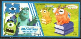 BPZ191 France Ref : TR258 Série Monsters University - Instructions
