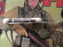 Rare Fil De Suture Allemand Ww2 Militaria Original - 1939-45