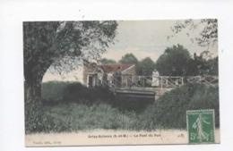 CPA Rétrécit - Grisy Suisnes -(S.-et-M.) - Le Pont Du Rue - France