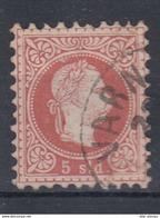 Österreich Michel Cat.No. Levante Used 3I - Oostenrijkse Levant
