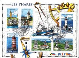 France 2007 BF - Yvert Et Tellier Nr. BF 114 - Michel Nr. Block 81  Oblitéré 1er Jour - Blocs & Feuillets