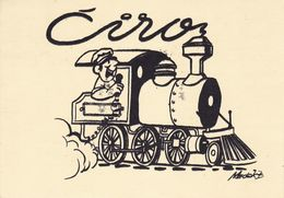 QSL CARD  --  CROATIA,  YUGOSLAVIA  --   LOT 3 X CIRO, ROVISCE - Cartes QSL