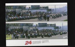 Aot 20   88678   24 HEURES DU MANS MOTO - Sport Moto