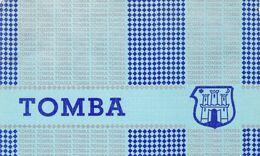 QSL CARD  --  CROATIA,  YUGOSLAVIA  --   TOMBA, ZAGREB - Cartes QSL
