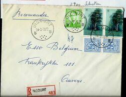 Doc. De INCOURT - B B - Du 24/03/70 En Rec. ( E ) - Postmark Collection