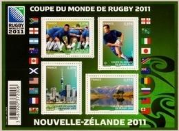 2011  Feuillet N° F4576  Neuf** (faciale: 3.56€) - Blocs & Feuillets