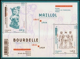 2011  Feuillet N° F4626  Neuf** (faciale: 2.34€) - Blocs & Feuillets