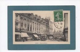 CPA -  Lille - Place De Rihour - Lille