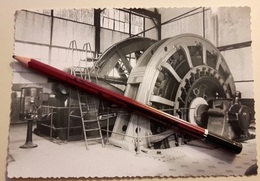 LA GRAND COMBE PUITS DES OULES N° 2 Machine D'extraction Silhol Charbon Cévennes - France