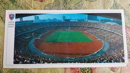 STADE / STADIUM / STADIO : KIEV CENTRAL  STADIUM . Field. OLD USSR PC. 1980s - Stadiums