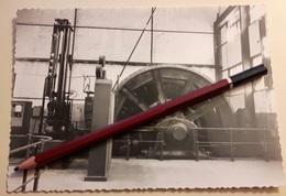 LA GRAND COMBE PUITS DES OULES N° 2 Machine D'extraction Brissac Charbon Cévennes - France