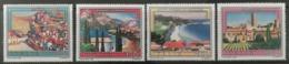Italie 1981 / Yvert N°1491-1494 / ** - 1981-90: Neufs