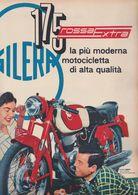 (pagine-pages)PUBBLICITA' GILERA  Tempo1958. - Autres