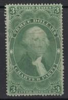 US, Sc R85c, Used, Manuscript Cancel - Revenues