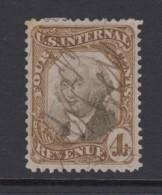 US Sc R136, Used, Manuscript Cancel - Revenues