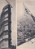"""(pagine-pages)LA BANDIERA SUL """"PIRELLONE""""    Tempo1958. - Autres"""