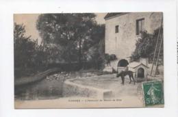 CPA  -  Viarmes  - L'abreuvoir Du Moulin De Giez - Viarmes