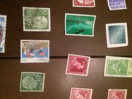 AUSTRALIA SPORT CICLISMO 1 VALORE - Stamps