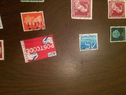 OLANDA USATE IL POSTCODE 1 VALORE - Stamps