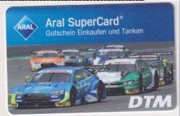 GK 26031 GERMANY - Aral Supercard - DTM - Gift Cards